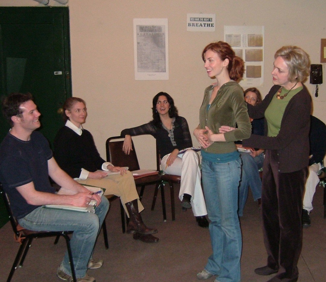 voice and speech classes nyc