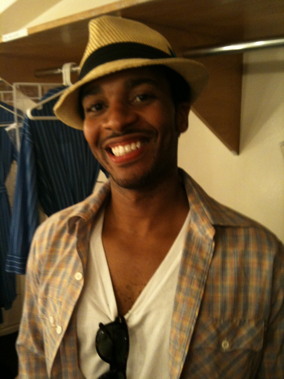 Andre Holland Bertram, Shakespeare in the Park